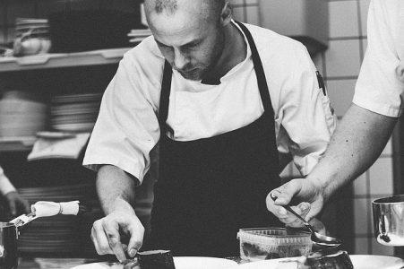 Lo chef MioRisto Demo 1 sito web per Ristoranti - KAUKY.COM