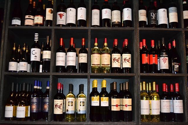 Carta dei vini MioRisto Demo 1 sito web per Ristoranti - KAUKY.COM
